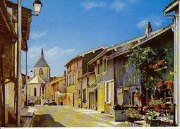 SAINTE MENEHOULD EGLISE ET GRANDE RUE DU CHATEAU - Sainte-Menehould