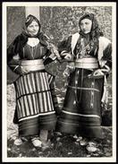 "[000] Albanien / Albania, Shkodër / Scutari, ""Veshje Të Shkodrës""  Um 1960, Albturist (197) - Albanien"