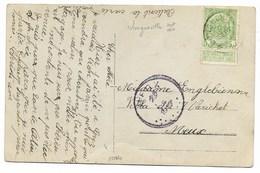 Sterstempel/cachet étoile / Relais *LONGUEVILLE* 1910 - 1893-1907 Coat Of Arms