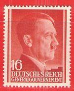 MiNr. 76 Xx Deutschland Besetzungsausgaben II. Weltkrieg Generalgouvernement - Bezetting 1938-45