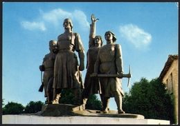 [000] Albanien / Albania, Rrëshen Monument Des Quatre Heroines, 1970/80, ALBTURIST (215) - Albanien