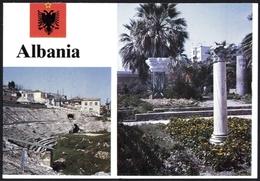 [000] Albanien / Albania, Durres, Archaeological Centre, 1970/80, ALBTURIST, Beschnitten (219) - Albanien