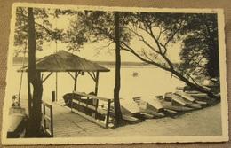 Virelles (Chimay): Embercadère Du Lac Avec Pedalos (3732) - Chimay