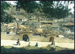 [000] Albanien / Albania, Berat, Patrial View Of The Castle1970/80, ALBTURIST (220) - Albanien