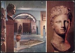 "[000] Albanien / Albania, Museum Of National History, Goddess Of Butrint, Um 1985, ""8 Nentori""  (232) - Albanien"