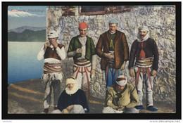 [000] Albanien / Albania, Albanische Flüchtlinge, Purger & Co. Nr. 13808, Um 1915 (239) - Albanien