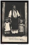 [000] Albanien / Albania, Campagne D'Orient 1914-18, Jeune Femme Albanaise, Um 1915 (241) - Albanien