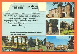 """CPSM GF Saint Dizier """" Carte Multivues Télégramme """" LJCP 42 - Saint Dizier"""