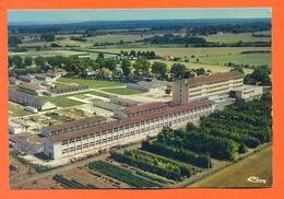 """CPSM GF Saint Dizier """" Vue Aerienne Du Centre F.P.A """" LJCP 42 - Saint Dizier"""