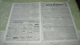 NORMANDIE - MONTVILLE - LA TORNADE DE 1845 - DESTRUCTION DES FILATURES - LES PROCES - JOURNAL DE TOULOUSE DE 1845. - Newspapers