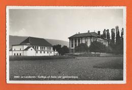 Le Landeron Collège Et Halle De Gymnastique - NE Neuchâtel