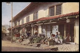 [000] Albanien / Albania, Albanischer Bazar, ~1915, Verlag Römmler & Jonas (Dresden) (242) - Albanien