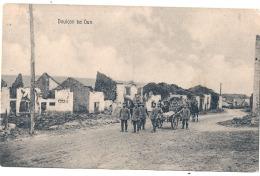 DOULCON  Bei Dun -  écrite 1915 TTB - Guerra 1914-18