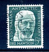 AAT - Australia 1961 50th Anniversary Of Australian Antarctic Expedition Used - Australian Antarctic Territory (AAT)