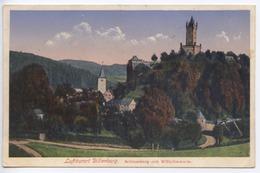 AK Dillenburg Bei Herborn, Seelbach, Gießen -Schlossberg Mit Wilhelmsturm  -rar! - Dillenburg