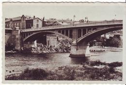 CPSM - SAINT JUST - Le Pont Sur La Loire - Saint Just Saint Rambert
