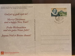 66/192    CP  NORGE 1997  MERRY CHRISTMAS