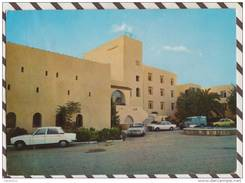 X2452 BOU SAADA HOTEL EL CAID VOITURES TRACES PLIURES  2 SCAN - Alger