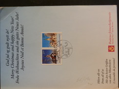 66/194    CP  NORGE 1992  MERRY CHRISTMAS