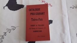 CATALOGUE PRIX COURANT DE TIMBRES-POSTE 1897 YVERT & TELLIER - Andere