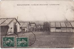 DP 72-031203-SILLE-LE-GUILLAUME-ECRITE-LE CAMP ROUTE DE SABLE-CORVE DE PAIN-REMIS E VENTE-DANS L'ETAT- - Sille Le Guillaume