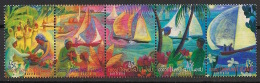 Cocos - 1999- N°Yv. 351 à 355 - Jukong - Neuf Luxe ** / MNH / Postfrisch - Cocos (Keeling) Islands
