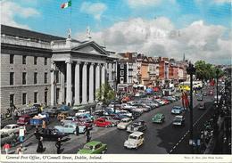 DUBLIN GENERAL POST OFFICE O'CONNELL STREET 1972 - Dublin