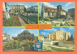 """CPSM GF Saint Dizier """" Carte Multivues """" LJCP 42 - Saint Dizier"""