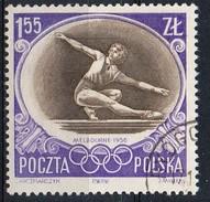 PIA - POL - 1956 - Giochi Olimpici Di Melbourne : Ginnastica Artistica - (Yv  876 )