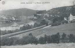 Godinne - La Meuse Vers Rivière - Circulé En 1909 - TBE - Yvoir - Yvoir
