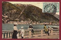COMO PANORAMA 1920 - Como