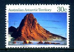 AAT - Australia 1984-87 Antarctic Scenes - 30c Value Used - Australian Antarctic Territory (AAT)