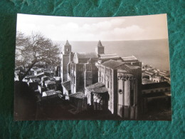 CARTOLINA  -   PALERMO CEFALU' IL DUOMO ABSIDE     B  1844 - Palermo