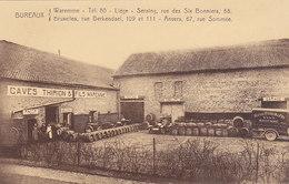 Waremme - Caves Thirion (vins, Belle Animation, Oldtimer, Photographie J. Franck) - Waremme
