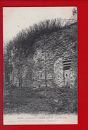 1 Cpa Carte Postale Ancienne - Chateau De Dammartin - Les Ruines - France
