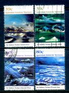 AAT - Australia 1989 Antarctic Landscape Paintings Set Used - Australian Antarctic Territory (AAT)