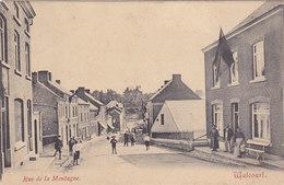 Walcourt - Rue De La Montagne (animée, 1908) - Walcourt