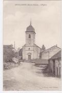Haute-Saône - Argillières - L'église - Autres Communes