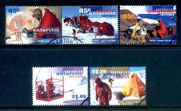 AAT - Australia 1997 50th Anniversary Of ANARE Set Used - Australian Antarctic Territory (AAT)