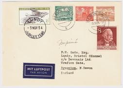1954, Privat-GSK 4 Neben 8 Pfg.  , #7924 - [5] Berlin