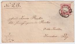 """1873, Würstchen-Stp. """" KIEL """"  , #7925 - Deutschland"""