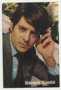 Attore Giancarlo Giannini - Cartoncino Promozionale Anni '60-'70 - Actors