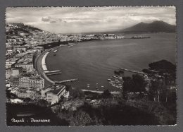 NAPOLI PANORAMA FG V  SEE 2 SCANS - Napoli