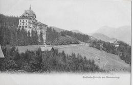 SÜDBAHN-HOTELS AM SEMMERING → Lichtdruck Anno 1903 - Semmering