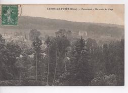 Cpa.27.Lyons La Forêt.Panorama.Un Coin Du Pays. - Lyons-la-Forêt