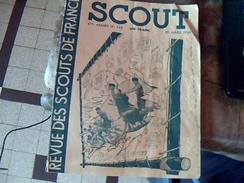 Revue Scoutisme Revue Des Scouts De France 20 Mars 1939 - Livres, BD, Revues