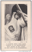 1868-1940 Antonius Buys St Gillis Waas Bidprentje Image Mortuaire Doodsprentje Kemseke St.-Gillis Sint-Gillis - Images Religieuses
