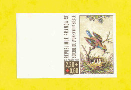 FRANCE - 1989 - NEUF** LUXE/MNH - Yvert # 2612 CROIX-ROUGE NON DENTELE Bdf - Rotes Kreuz