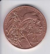 MONEDA DE CUBA DE 1 PESO DEL AÑO 1993 BOLIVAR Y MARTI, PADRES DEL AMERICANISMO (COIN) SIN CIRCULAR-UNCIRCULATED - Kuba