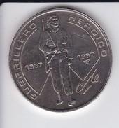 MONEDA DE CUBA DE 1 PESO DEL CHE GUEVARA 1967-1997 GUERRILLERO HEROICO (COIN) SIN CIRCULAR-UNCIRCULATED - Cuba